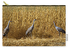 Where Is The Corn Carry-all Pouch by Mike  Dawson