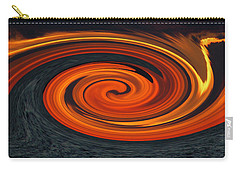 Carry-all Pouch featuring the photograph Whirlpool by Aimee L Maher Photography and Art Visit ALMGallerydotcom