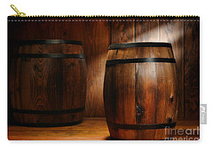 Whisky Barrel Carry-all Pouch