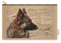Whisper In The Wind Carry-all Pouch
