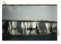 White Cliffs Of Dover Carry-all Pouch