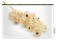 White Currant  Carry-all Pouch by Fabrizio Troiani
