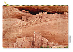 White House Ruins Canyon De Chelly Carry-all Pouch