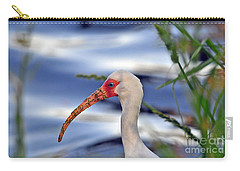 Intriguing Ibis Carry-all Pouch