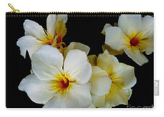Oleander Carry-all Pouch by Amar Sheow