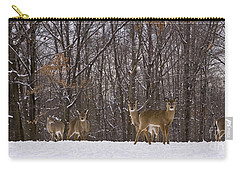 White Tailed Deer Carry-all Pouch