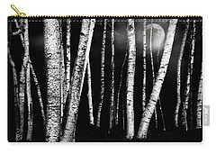 White Walls Carry-all Pouch by Diana Angstadt