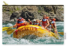 White Water Fun Carry-all Pouch