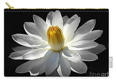 White Water Lily #2 Carry-all Pouch