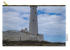 Whitley Bay St Mary's Lighthouse Carry-all Pouch