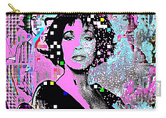 Whitney Houston Sing For Me Again 2 Carry-all Pouch