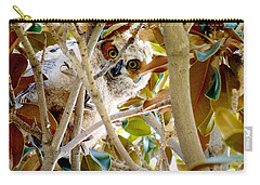 Whooo Are You? Carry-all Pouch