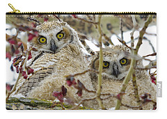Wide-eyed Wonders Carry-all Pouch