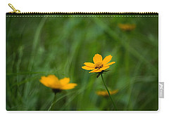 Wild And Free Carry-all Pouch by Shelby  Young