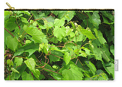 Wild Grapevine Carry-all Pouch