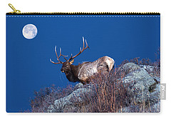 Wild Moon Carry-all Pouch