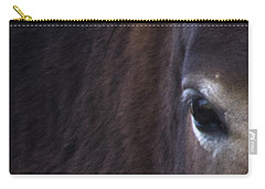 Wild Mustangs Of New Mexico 42 Carry-all Pouch