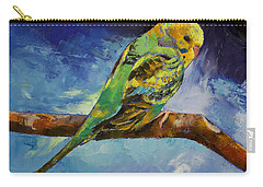 Parakeet Carry-all Pouches