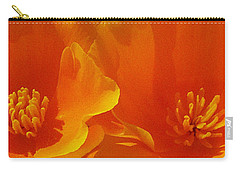Wild Poppies Carry-all Pouch by Ben and Raisa Gertsberg