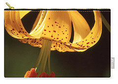 Wild Tiger Lily Carry-all Pouch