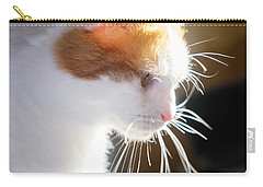 Wild Whiskers Carry-all Pouch