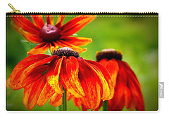 Wildest Bloom Carry-all Pouch
