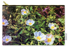 Wildflower Wandering Carry-all Pouch