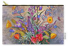Wildflowers Of Alaska II Carry-all Pouch