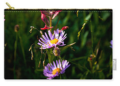 Wildflowers Carry-all Pouch by Steven Reed