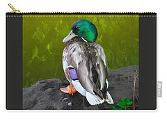 Wildlife In Central Park Carry-all Pouch