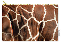 Wildlife Patterns  Carry-all Pouch by Aidan Moran