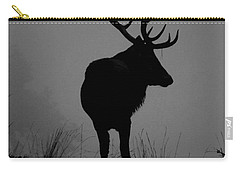 Wildlife Monarch Of The Park Carry-all Pouch by Linsey Williams