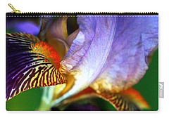 Wildly Colorful Carry-all Pouch by Deborah  Crew-Johnson