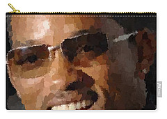 Will Smith Portrait Carry-all Pouch