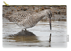 Willet Carry-all Pouch by Bill Wakeley