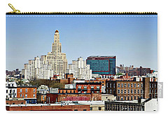 Williamsburg Savings Bank In Downtown Brooklyn Ny Carry-all Pouch