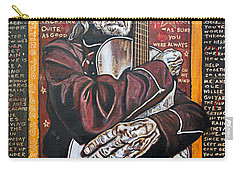 Willie Nelson Carry-all Pouch
