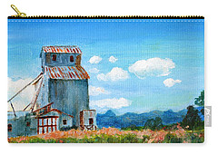 Willow Creek Grain Elevator II Carry-all Pouch