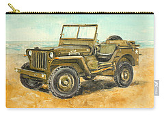 Willys Jeep Carry-all Pouch