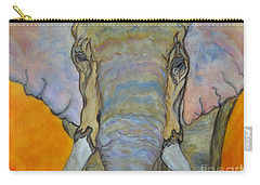 Wind And Fire - Fine Art Painting Carry-all Pouch
