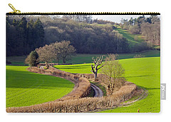 Winding Country Lane Carry-all Pouch