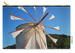 Windmill  2 Carry-all Pouch by George Katechis