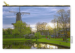 Windmill At Leiden Carry-all Pouch