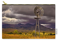 Windmill Carry-all Pouch by Robert Bales