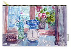 Window Carry-all Pouch by Jasna Dragun