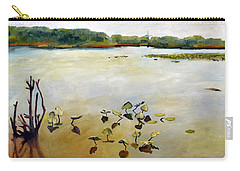 Window On The Waterfront Carry-all Pouch
