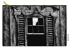 Window Pane Carry-all Pouch by Robert Geary