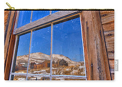 Window To Bodie Carry-all Pouch