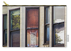Carry-all Pouch featuring the photograph Windows by Kate Brown