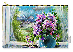 Windows Of My World Carry-all Pouch